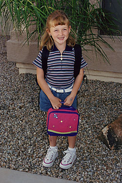 Ash first day school